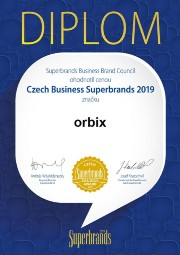 Diplom Superbrands Business Award 2017